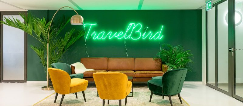Volgt TravelBird collega's?