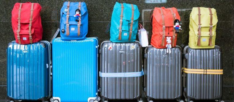 Te veel handbagage ergert