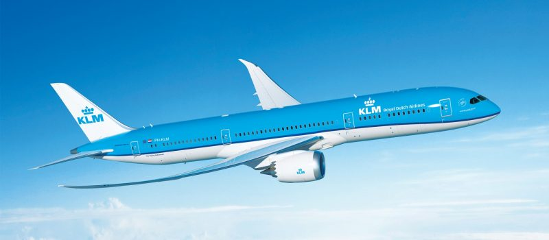 KLM: even 14 cent afrekenen